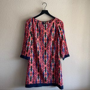 🍍 Colorful Abstract Dress Size Large